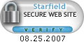 SECURE WEB SITE