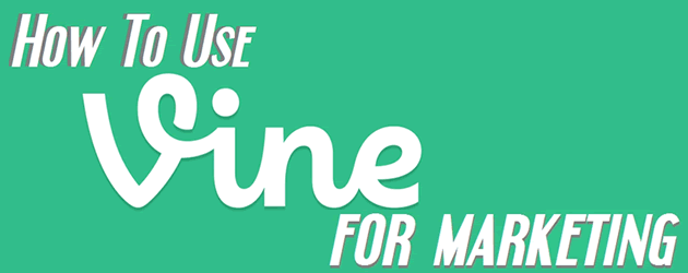 Vine for business marketing