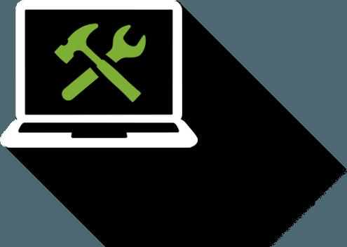 website builder header
