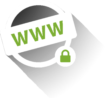 domain forwarding page